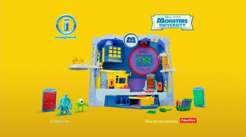 Imaginext Monsters University Scare Factory Playset TV Spot - Thumbnail 10