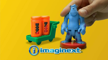 Imaginext Monsters University Scare Factory Playset TV Spot - Thumbnail 2