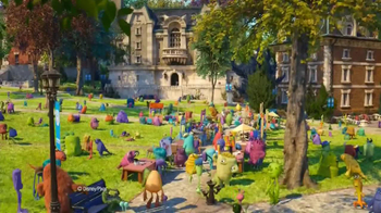 Imaginext Monsters University Scare Factory Playset TV Spot - Thumbnail 3