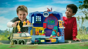 Imaginext Monsters University Scare Factory Playset TV Spot - Thumbnail 4
