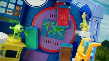 Imaginext Monsters University Scare Factory Playset TV Spot - Thumbnail 5