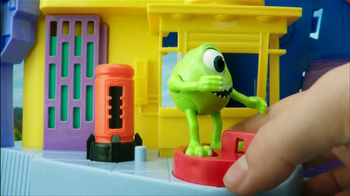 Imaginext Monsters University Scare Factory Playset TV Spot - Thumbnail 8