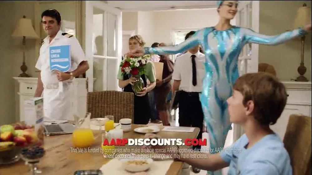 AARP Discounts TV Spot
