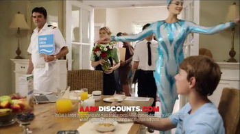AARP Discounts TV Spot