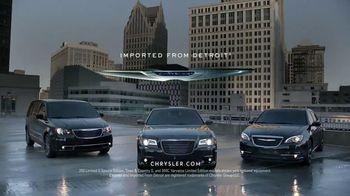 Chrysler TV Spot, 'Raising the Bar' - Thumbnail 9