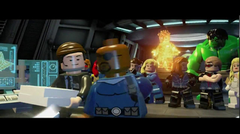 LEGO Marvel Super Heroes TV Spot, 'The Good Guys'