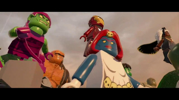 LEGO Marvel Super Heroes TV Spot, 'The Good Guys' - Thumbnail 8