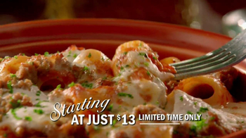 Carrabba's Grill Fire-Finished Entrees TV Spot, 'Greater the Passion' - Thumbnail 8
