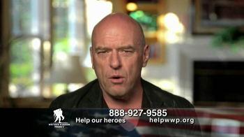 Wounded Warrior Project TV Spot, 'Eric' - Thumbnail 4