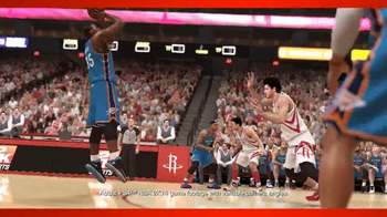 PlayStation NBA2K14 TV Spot, 'Step Into Our World' Song by KRS-One - Thumbnail 7