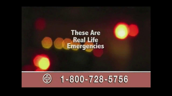 Medical Alert TV Spot, 'Real Emergencies' - Thumbnail 2