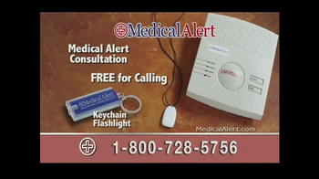 Medical Alert TV Spot, 'Real Emergencies'