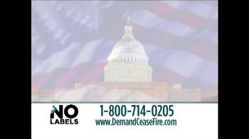No Labels TV Spot, 'End Government Shutdown' - Thumbnail 1
