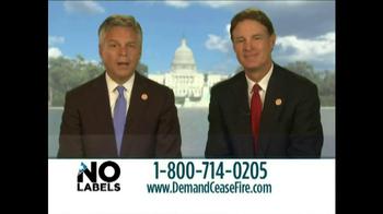 No Labels TV Spot, 'End Government Shutdown' - Thumbnail 5
