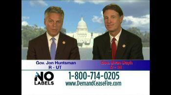 No Labels TV Spot, 'End Government Shutdown' - Thumbnail 8