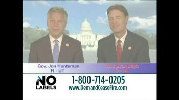 No Labels TV Spot, 'End Government Shutdown' - Thumbnail 9