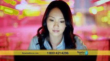 Rosetta Stone TV Spot, 'Barriers'