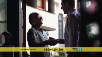 Rosetta Stone TV Spot, 'Barriers' - Thumbnail 4