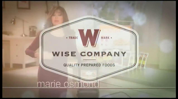 Wise Company TV Spot Featuring Marie Osmond - Thumbnail 4