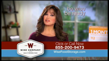 Wise Company TV Spot Featuring Marie Osmond - Thumbnail 9