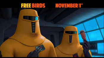 Free Birds - Alternate Trailer 17