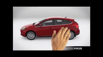 2014 Ford Focus SE TV Spot, 'Closer Look'