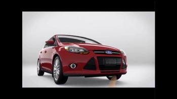 2014 Ford Focus SE TV Spot, 'Closer Look' - Thumbnail 2