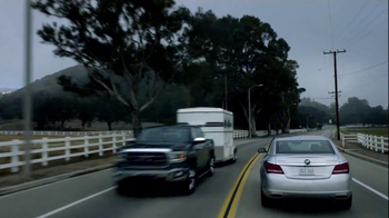 Buick Lacrosse TV Spot, 'Warnings' - Thumbnail 5