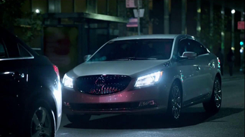 Buick Lacrosse TV Spot, 'Warnings' - Thumbnail 7