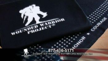 Wounded Warrior Project TV Spot, \'Physical Health & Wellness Event\'