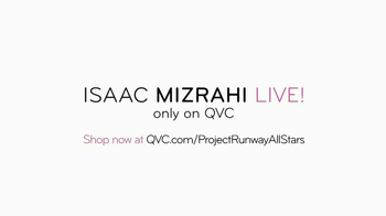 QVC TV Spot, 'Style Starts with Smart' Featuring Isaac Mizrahi - Thumbnail 9
