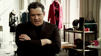QVC TV Spot, \'Style Starts with Smart\' Featuring Isaac Mizrahi