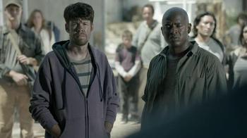 Hyundai TV Spot, 'The Walking Dead Chop ShopSpeech' - Thumbnail 4