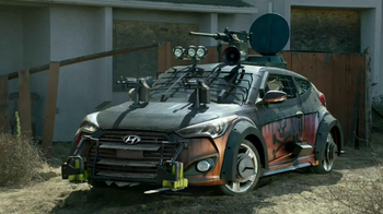 Hyundai TV Spot, 'The Walking Dead Chop ShopSpeech'