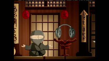 Studio Ninja TV Spot [Spanish]