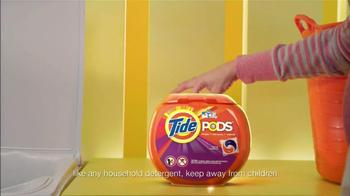 Tide Pods TV Spot, 'Any' - Thumbnail 2