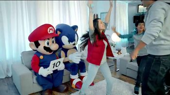 Mario and Sonic at the Olympic Winter Games TV Spot, 'Bobsled Team' - 685 commercial airings