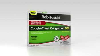 Robitussin DM Max TV Spot, 'Coughequence 10: Speechless' - Thumbnail 9
