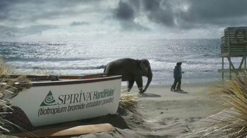 Spiriva TV Spot, 'Beach' - 3900 commercial airings