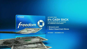 Chase Freedom TV Spot, 'Salad Bowl Set' - Thumbnail 10