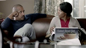 Chase Freedom TV Spot, 'Salad Bowl Set' - 1102 commercial airings