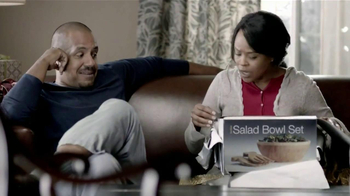 Chase Freedom TV Spot, 'Salad Bowl Set' - Thumbnail 7