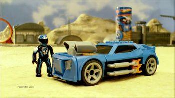 Mega Bloks Hot Wheels Turbo Tubes TV Spot