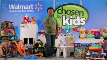 Walmart TV Spot, 'Chosen by Kids'