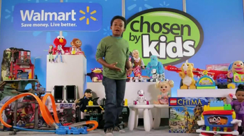 Walmart TV Spot, 'Chosen by Kids' - Thumbnail 1