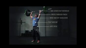Reebok CrossFit TV Spot, 'Perfect Form' - Thumbnail 8