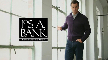 JoS. A. Bank Columbus Day Weekend Sale TV Spot
