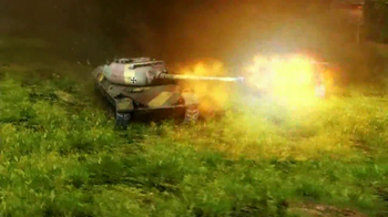 World of Tanks TV Spot, 'Explosions'