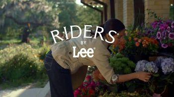 Riders by Lee Jeans TV Spot, 'Garden'