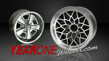 Year One Wheels TV Spot